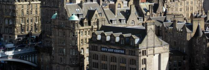 A Layered History: Ten Cultural Sites of Edinburgh