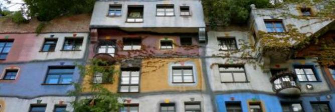Friedensreich Hundertwasser: The Straight Line Is Godless