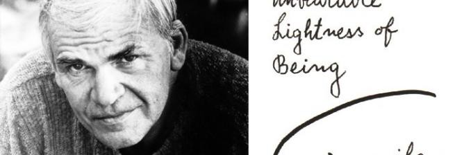 Milan Kundera: Blending Politics, Philosophy and Passion