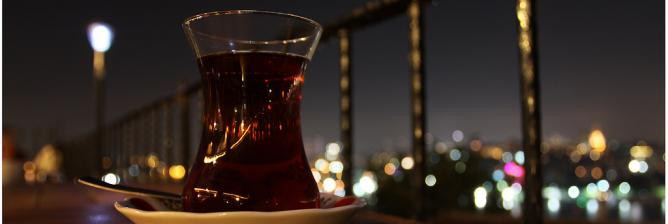 Turkey and Tea | A Question of Culture