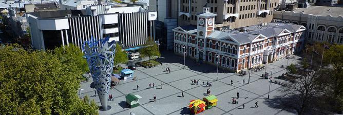 Profiling Christchurch, New Zealand: 10 Art Galleries After the Quake