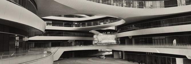 Zaha Hadid's Cutting-edge Architecture