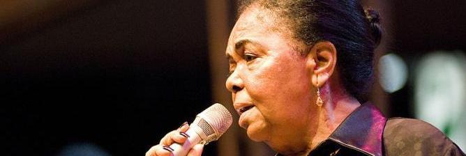 Cesaria Evoria: Melancholic Chanteuse