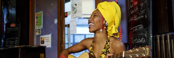 Fatoumata Diawara: Bringing Wassoulou Culture to the World