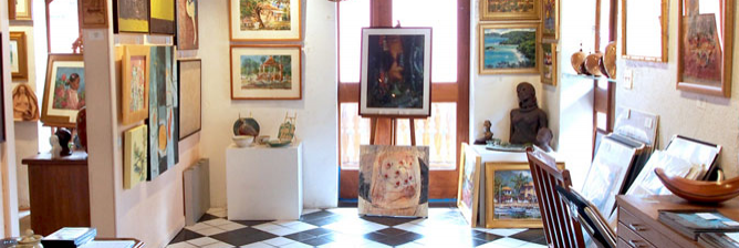 The Top Ten Best Art Galleries In The Caribbean