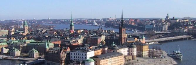 Stockholm's Effortlessly Simple Street Style