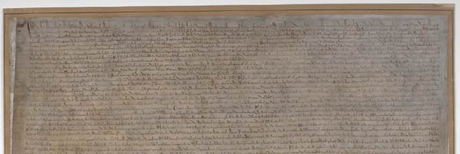 Law, Liberty, Legacy: Doing Magna Carta Justice at The British Library