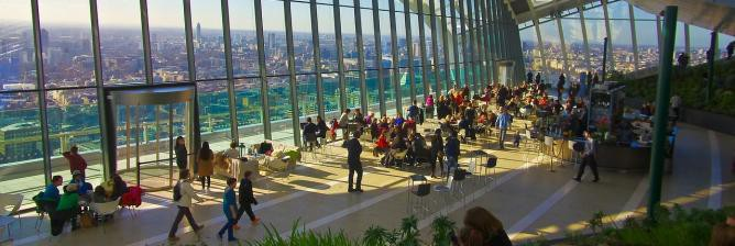 The 10 Most Stylish Rooftop Bars In London