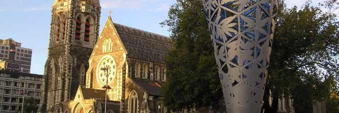 The Best-Kept Secrets in Christchurch, New Zealand