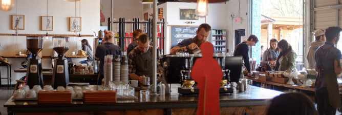 The 10 Best Coffee Houses in Nashville