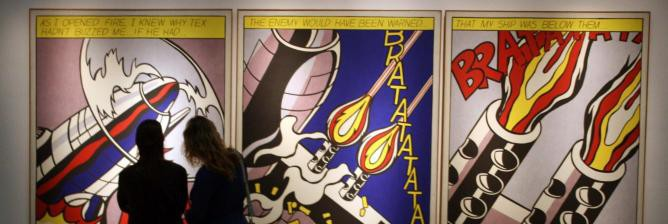 The 6 Best Places to See Roy Lichtenstein's Art