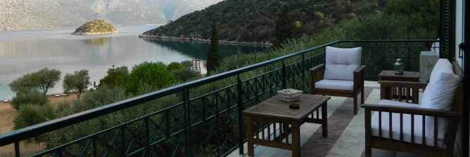 The Best Hotels in Ithaki, Greece