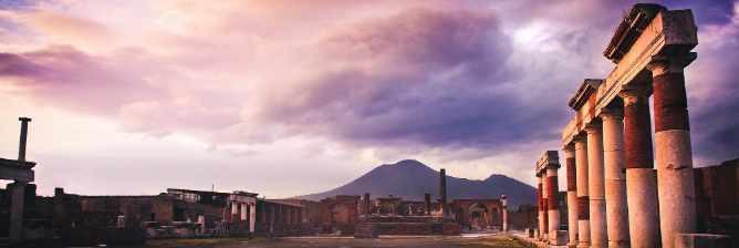 The Best Restaurants Near Pompeii