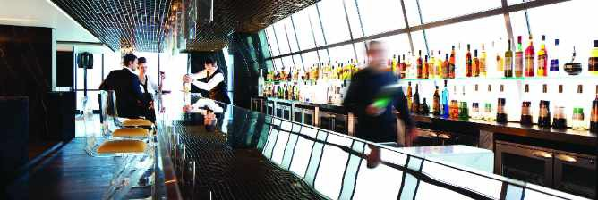 The 10 Best Bars For A Relaxed Drink In Abu Dhabi