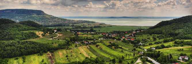 Balaton, Hungary © txd / WikiCommons