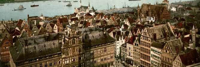 The 10 Best Hotels in Antwerp's Old City, Belgium