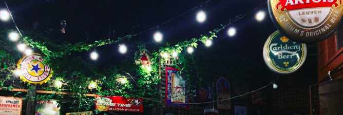 Top 5 Bars In The Lower Haight