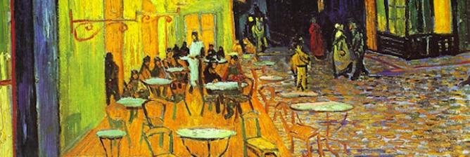 Follow In The Footsteps Of Van Gogh
