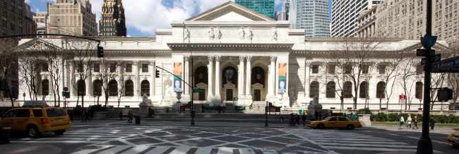 New York City's 10 Best Cultural Libraries
