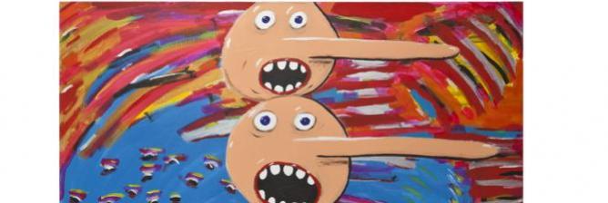 Meet The Eccentric And Exciting Artist Elad Rosen