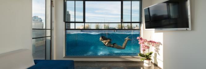 A Sneak Peak into Tel Aviv's Chicest Apartments