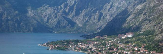 Exploring The Bay Of Kotor, Montenegro