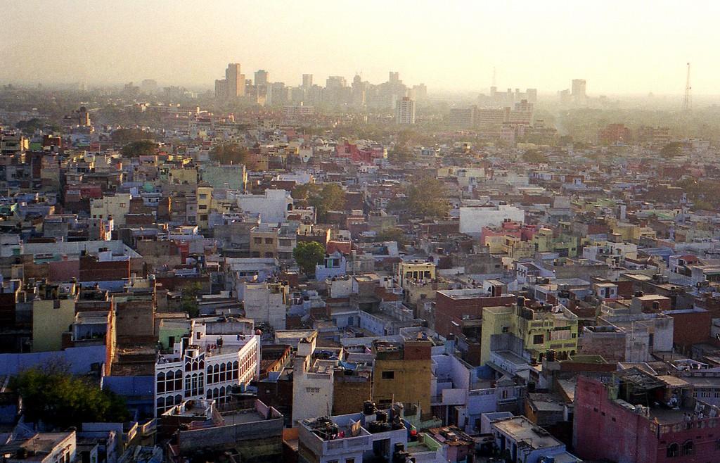 view of South Delhi   © Ryan/Flickr