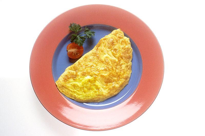 Omelete © Renne/WikiCommons