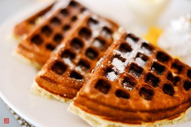 Waffles | ©Daniel Go/Flickr