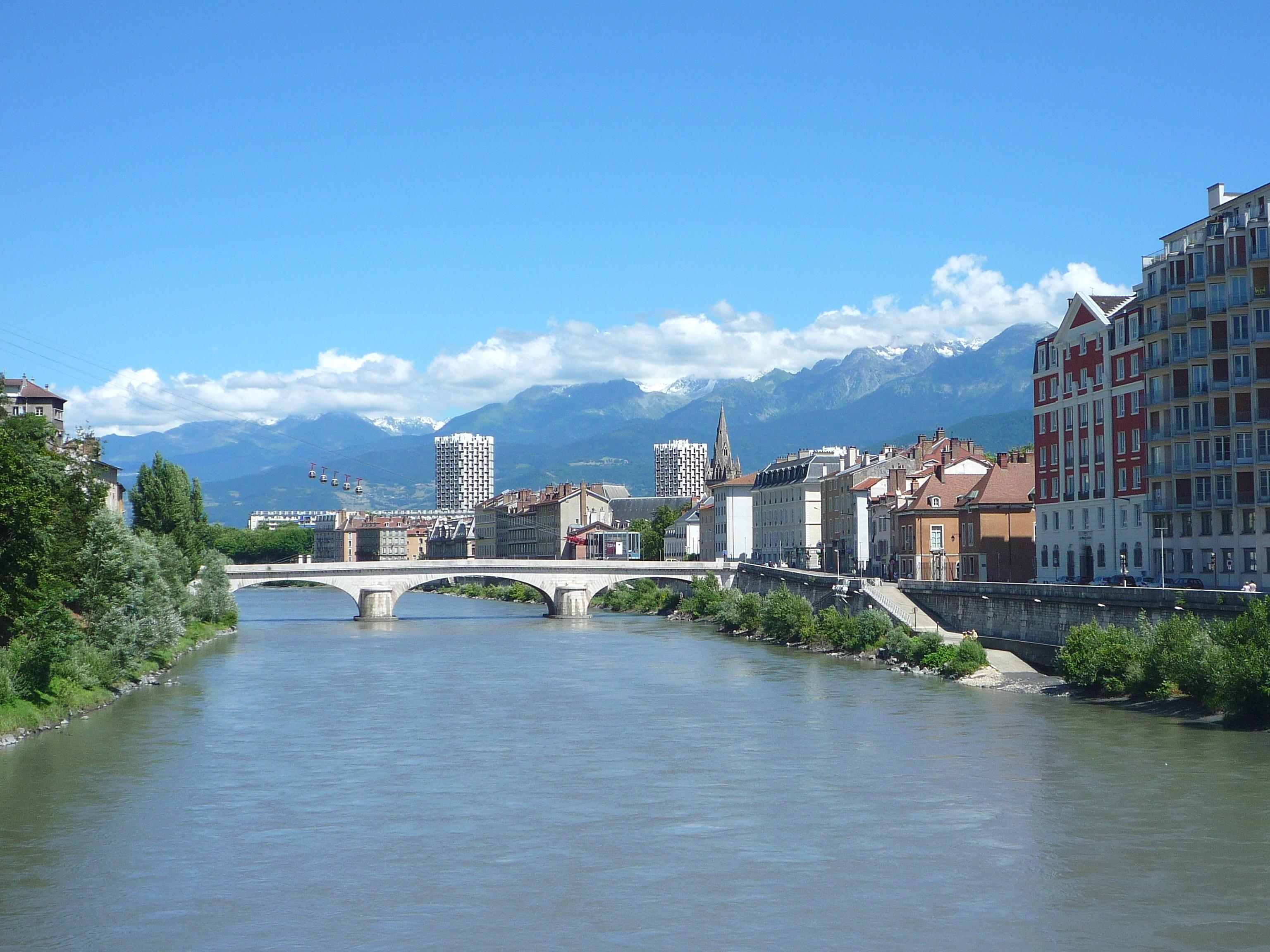 Grenoble july 2009   © Milky / Wikipedia