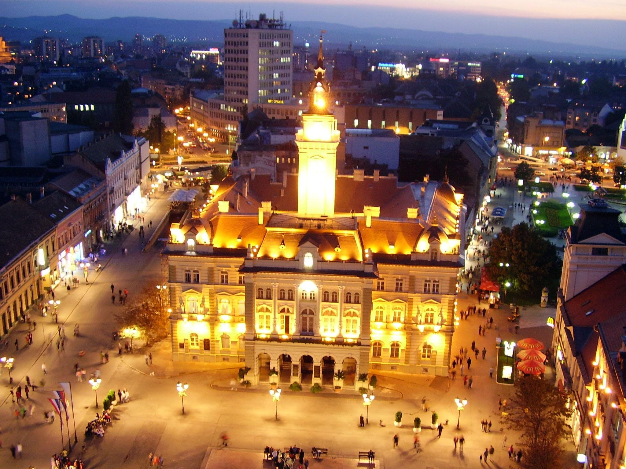 City Hall in Novi Sad | © Aleksandar Cocek/WikiCommons