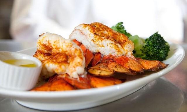 Lobster Tail   ©Kurman Communications, Inc./Flickr