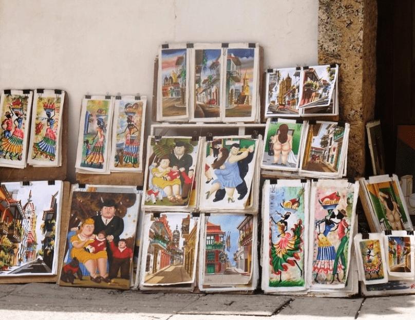Cartagena street art | © Milan Cater
