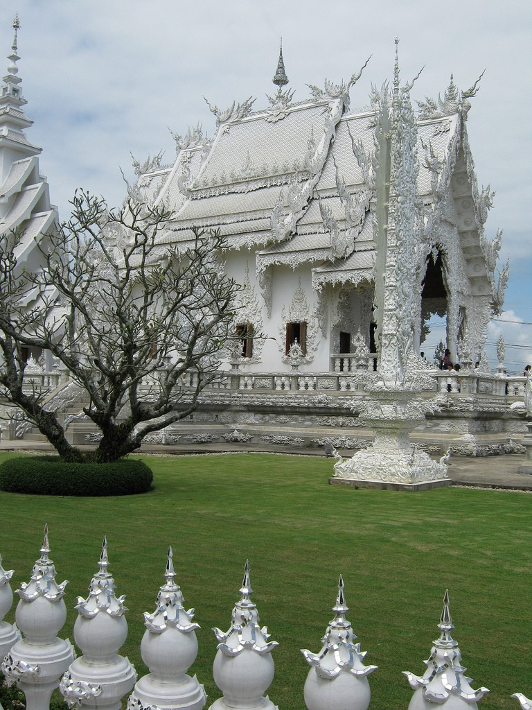 White Temple ©garycycles/Flickr