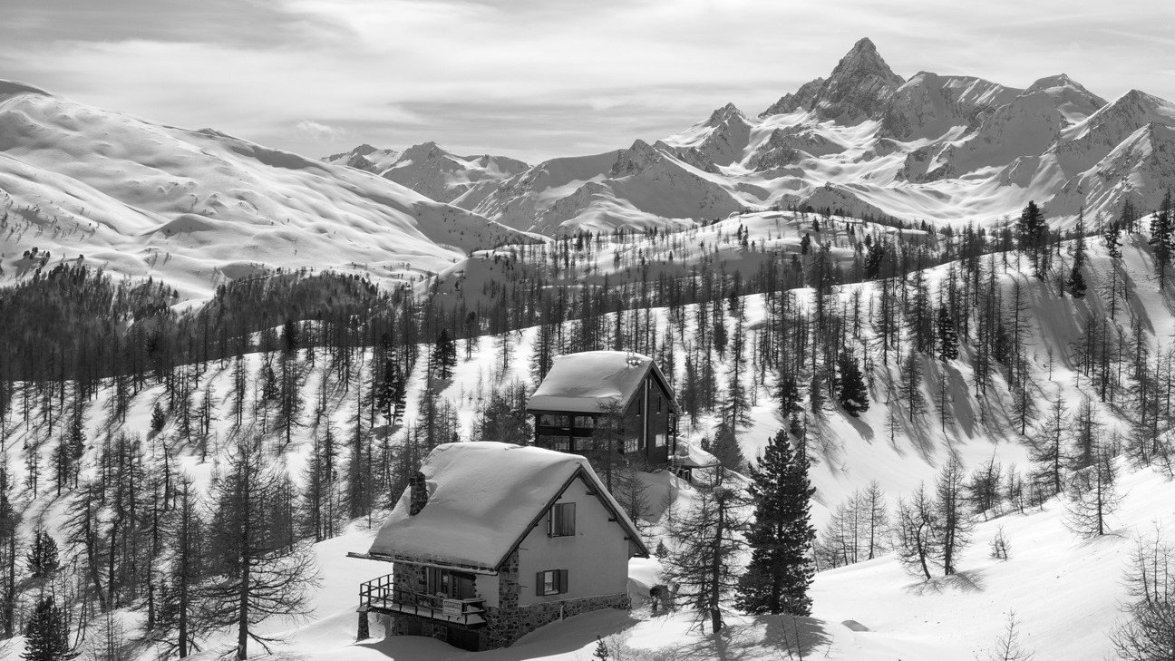 Italian Alps | © Clifton Beard/Flickr