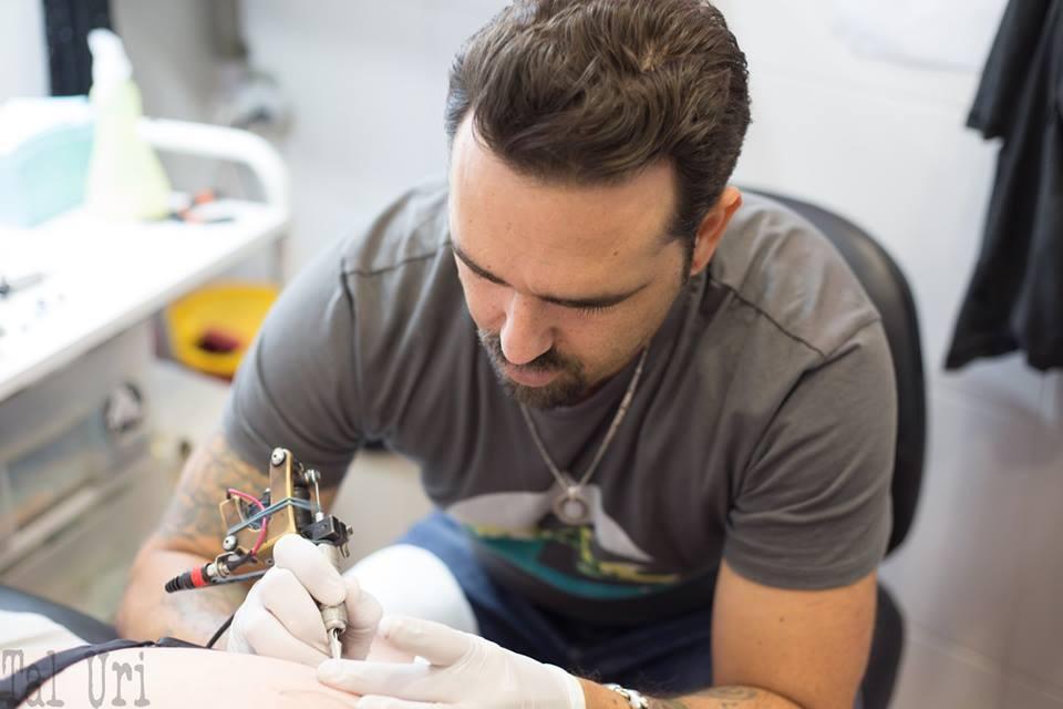Meet The Top Tattoo Artists in Tel Aviv
