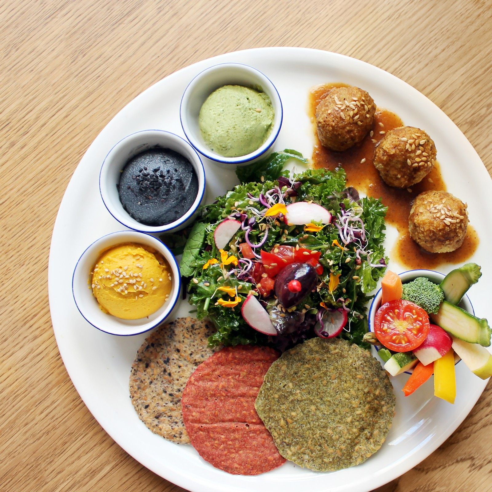 Good Food | Courtesy of Teresa Carles Healthy Foods