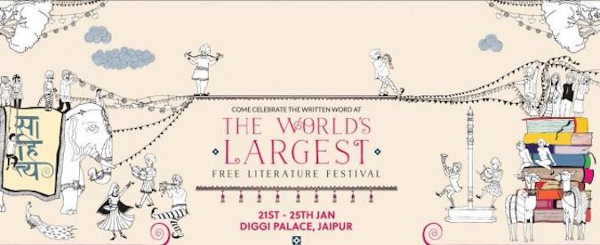 The world's largest free literature festival   © ZEE Jaipur Literature Festival