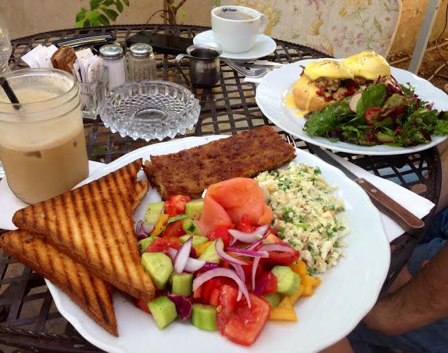 The Best Breakfast And Brunch Spots On Dizengoff Street, Tel Aviv