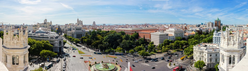 The Most Stunning Viewpoints In Madrid Spain