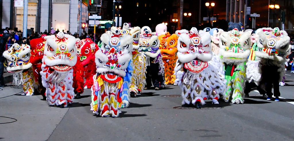 Chinese New Year Dragon © May Wong/Flickr photo1_TheBestThingsToDoAndSeeInChinatown