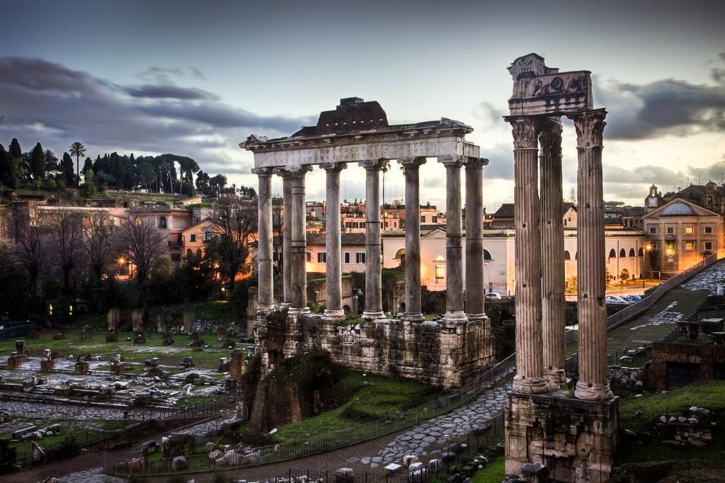 Roman Forum | © Benson Kua/Wikicommons