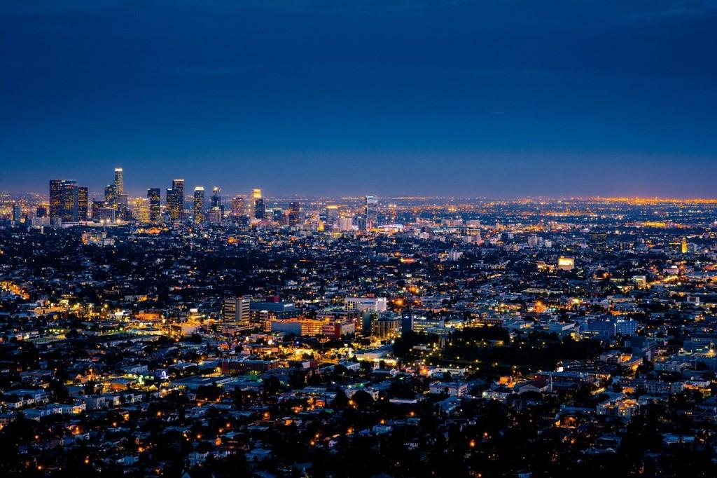 LA Skyline | Courtesy of Pixabay