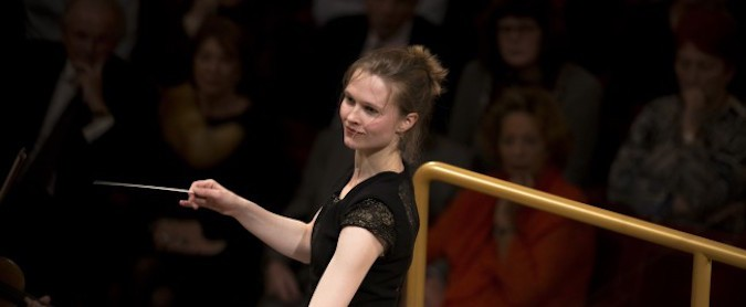 Why Are There So Few Female Conductors?