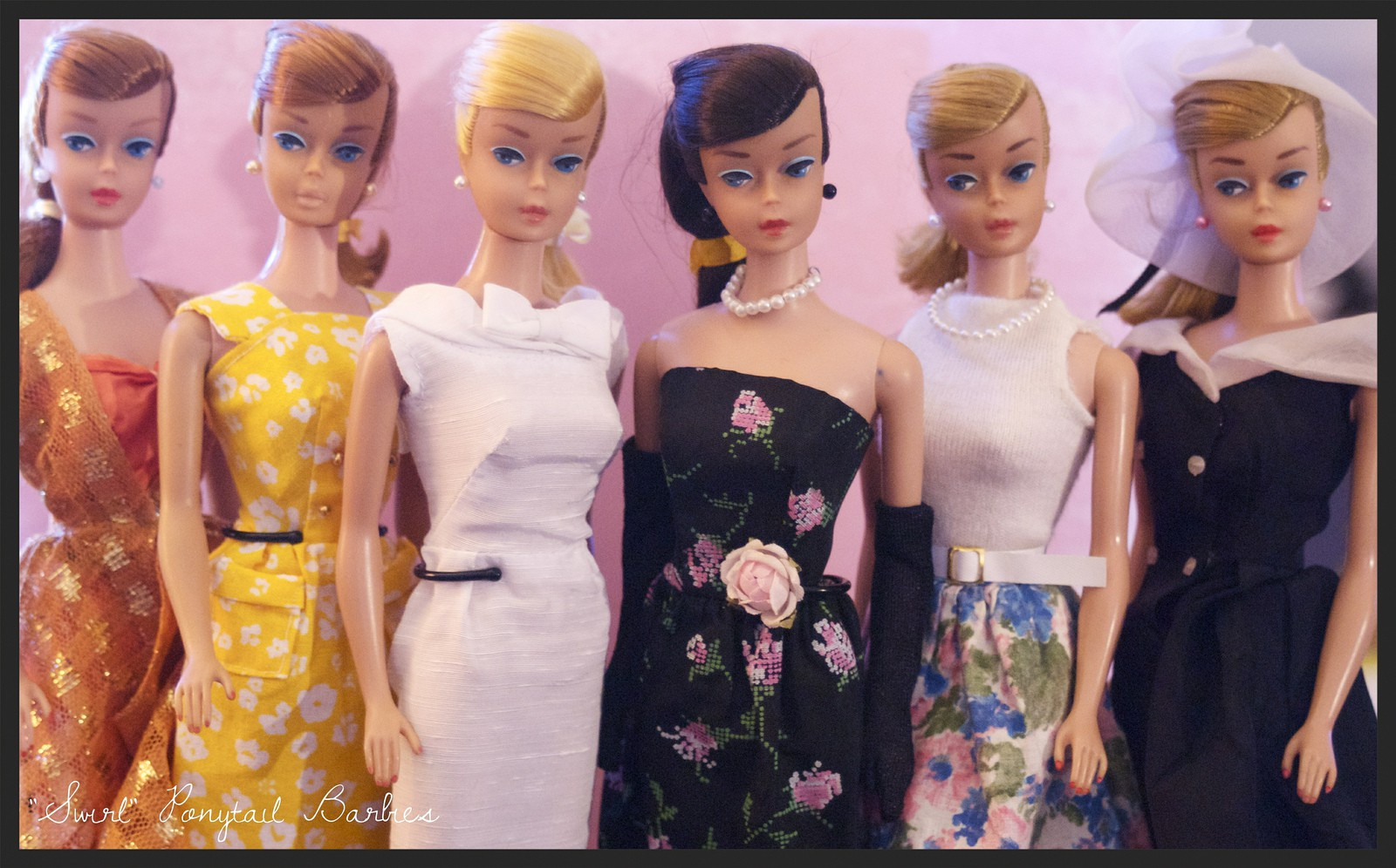 c2f2b2e7aa The History Of The Barbie Doll
