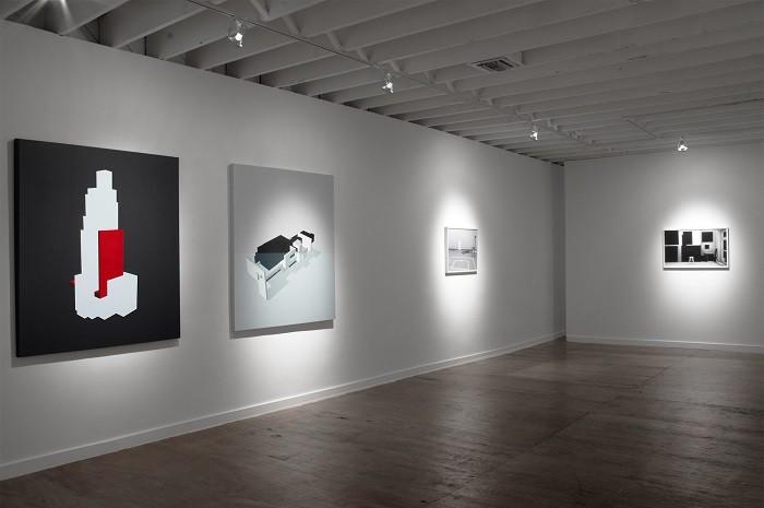 Gallery view of Alberto Lezaca: According to the matter at Alejandra von Hartz Gallery | Courtesy of  Alejandra von Hartz Gallery