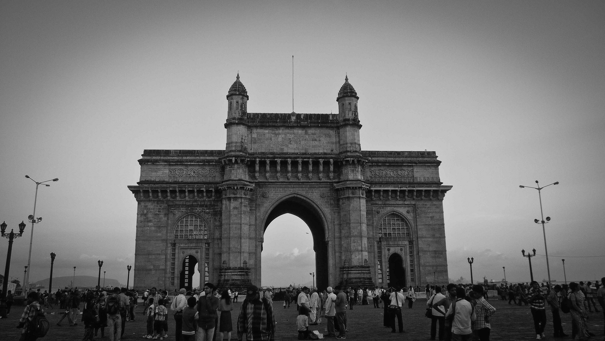 The Gateway of India © Flickr / Naveen Dadan