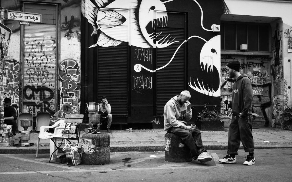 Berlin-Kreuzberg © Sascha Kohlmann/Flickr