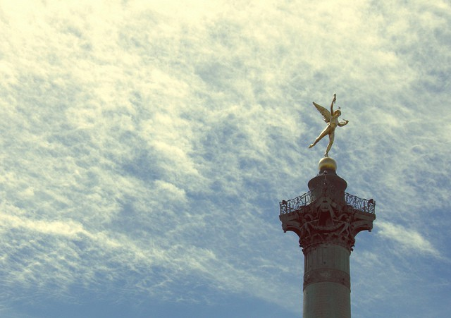 Place de la Bastille   ©Tom A La Rue/Flickr