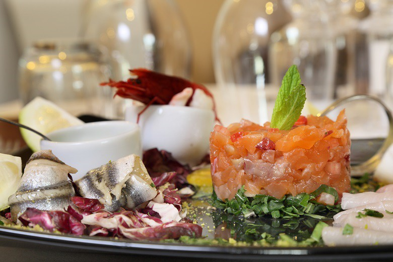 Enjoy fresh seafood at Trattoria Don Ciccio